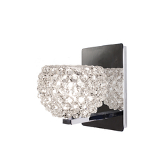 WAC US WS58-G542WD/CH - Gia Wall Sconce with White Diamond Crystal in Chrome