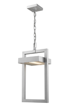 Z-Lite 566CHB-SL-LED - 1 Light Outdoor Chain Mount Ceiling Fixture