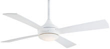 "Minka-Aire F523-WHF - ALUMA WET - 52"" CEILING FAN"