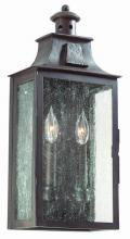 Troy BCD9008OBZ - Newton 2Lt Wall Pocket Lantern Medium