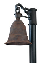 Troy P2364CR - Liberty 1Lt Post Lantern Medium