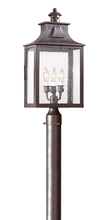 Troy PCD9006OBZ - Newton 3Lt Post Lantern Large